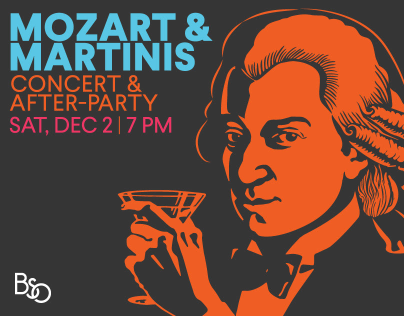 Off the Cuff After-Parties, BSO 2017-18