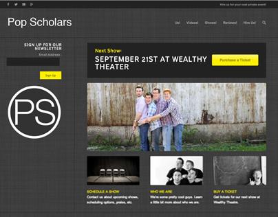 Pop Scholars
