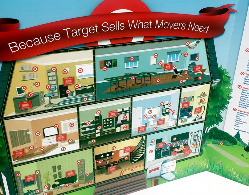 2010 / Infographic // B2B mounted gatefold sales piece
