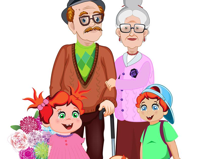 Открытки маме бабушке дедушке