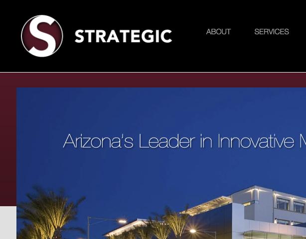 Strategic Retail Group Responsive Website