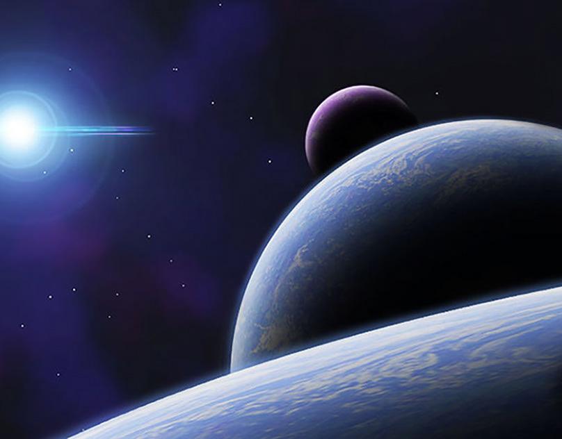 three planets aligned - 808×632