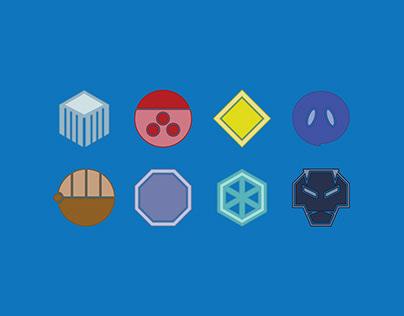 Pokémon Gym Poster Illustration Series: Johto (Gen.2)