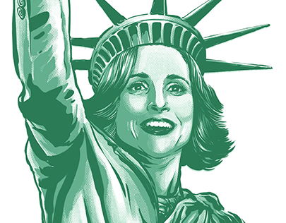 Selina's Salute: Official Veep Season 6 Poster for HBO