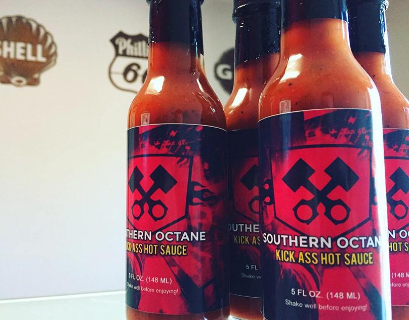 Southwest Ass Kickin Cajun Hot Sauce