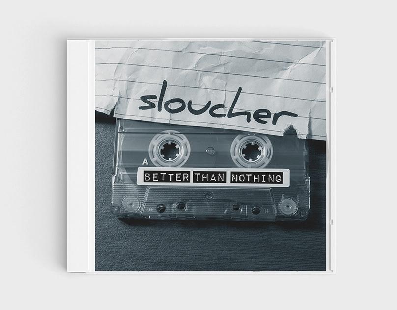 Sloucher Album Cover & Online Promotion