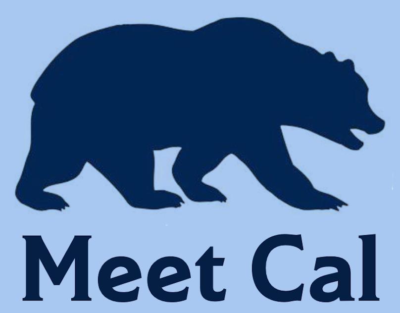 """Meet Cal"" App Concept"