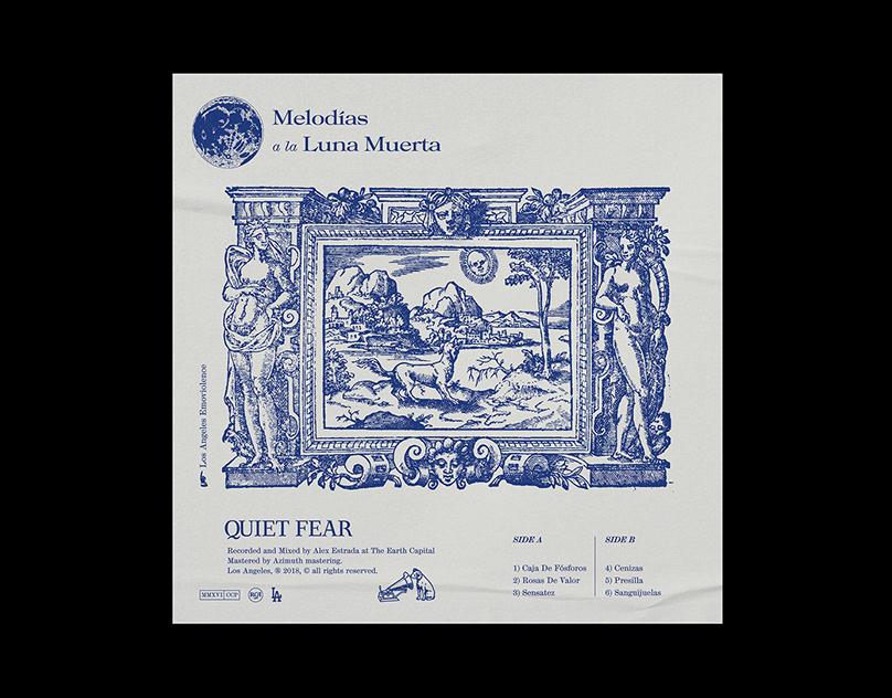 QUIET FEAR - EP PROMOTION