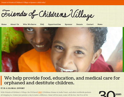 Friends of Children's Village