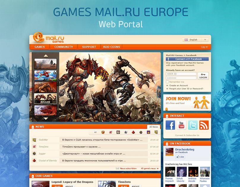Game Portal Euro