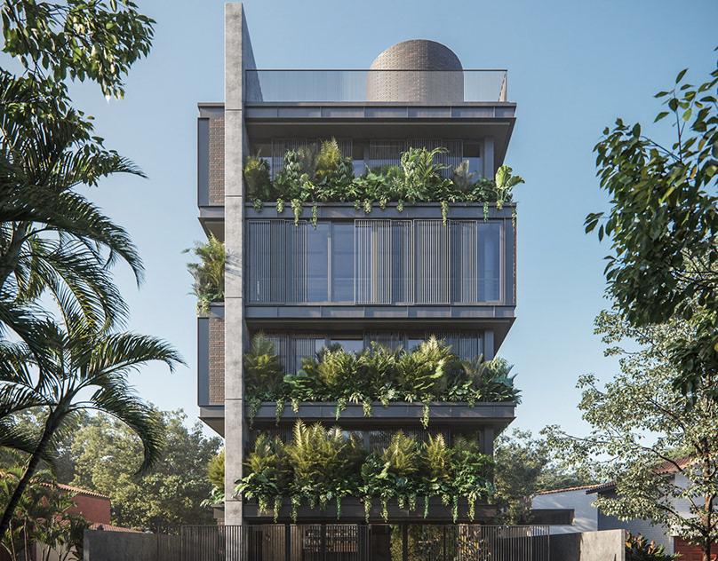 有創意感的40款建築風格欣賞