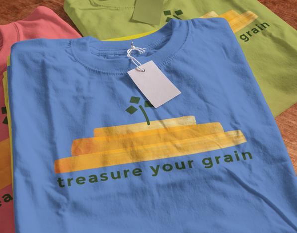 Treasure Your Grain