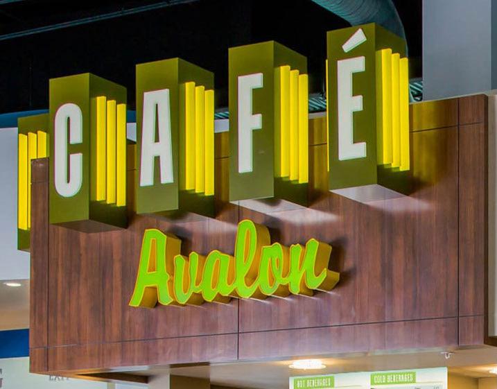 Cafe Avalon