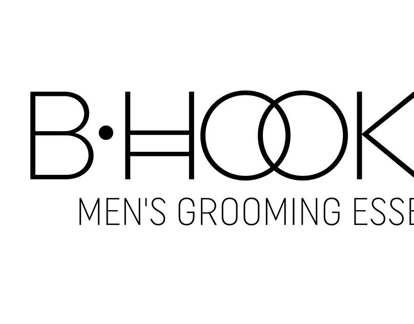 B Hooked Men S Grooming Logo On Behance