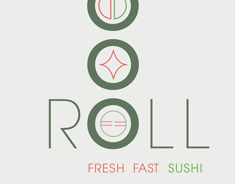 Sushi Foodcart Identity