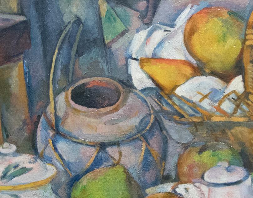 Art Motion Paul Cezanne On Behance