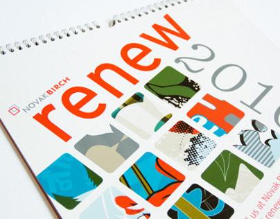 Novak Birch 2010 Calendar