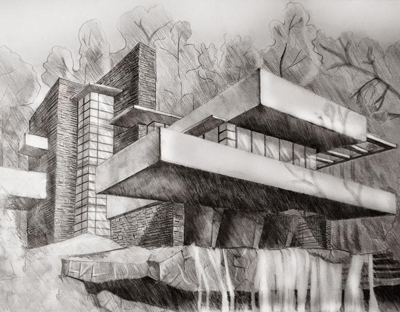 фото и рисунки архитектурного содержания пусть мечта