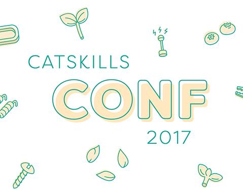 Catskills Conf   Brand & Website & Merch