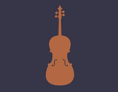 Violin Anatomy on Behance