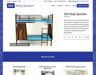 ESS Sleep Systems