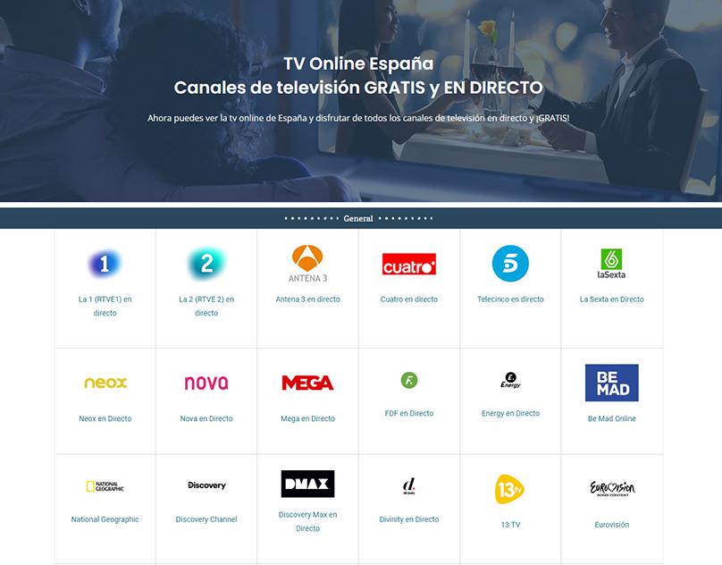 Tv del mundo online gratis