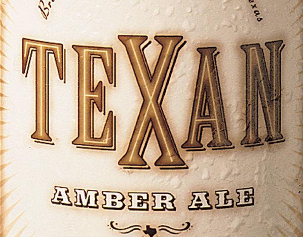 PACKAGING - Texan Beer