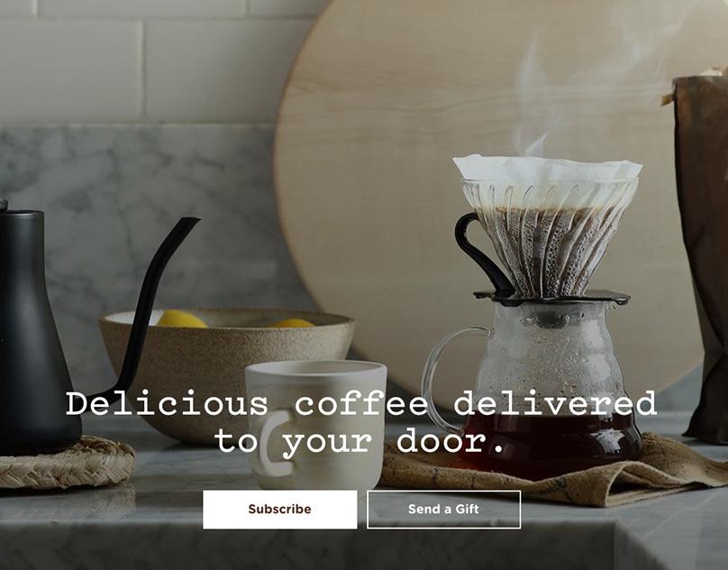 Sight Glass Coffee Shopify