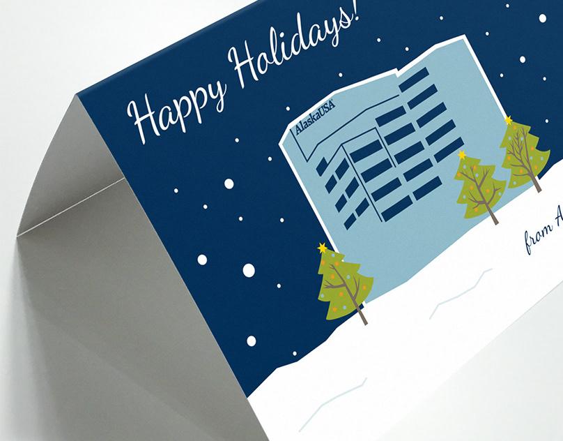 Company Holiday Cards