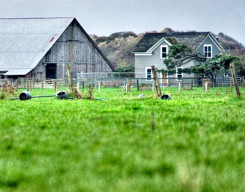 Arcata Farmhouse