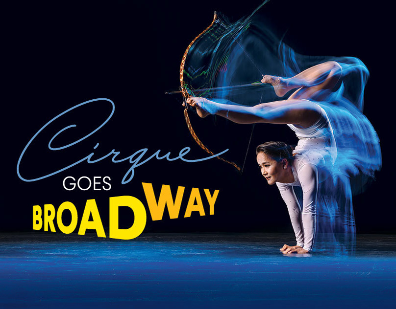 Cirque Goes Broadway, BSO 2017-18
