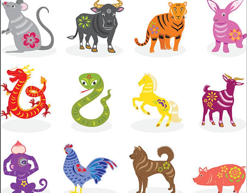 Картинки символов года по восточному календарю