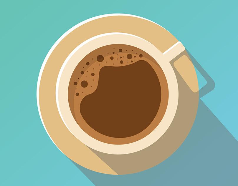 Dick latte art is really hard
