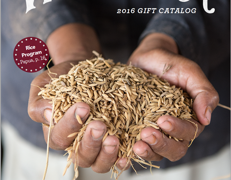Wish List 2016 Gift Catalog