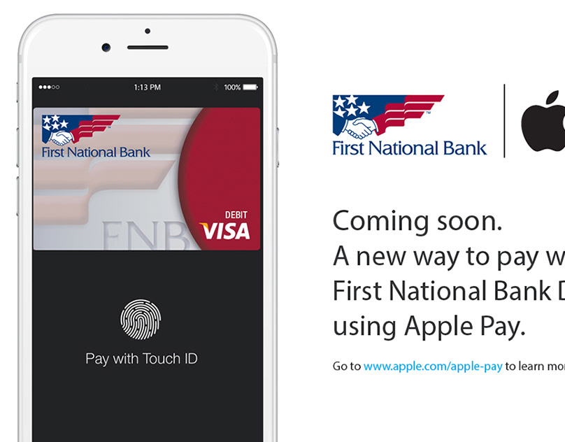 First National Bank | Indoor Digital