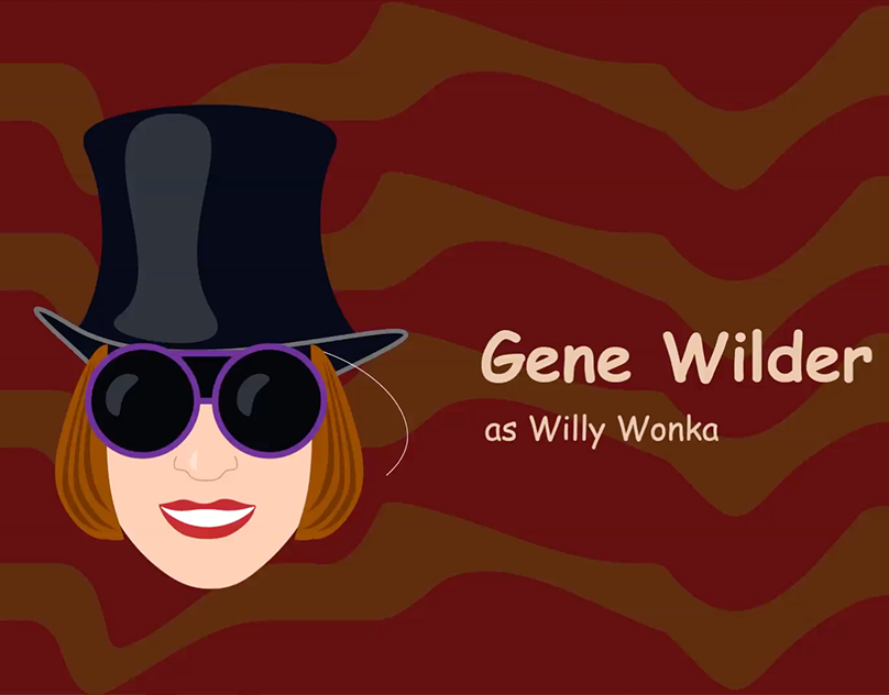 think positive willy wonka - 808×632