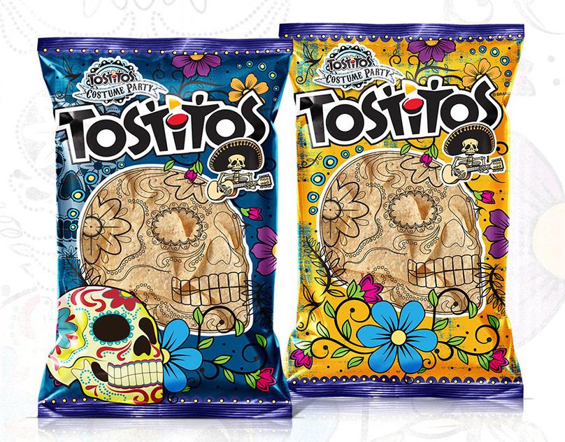 PACKAGING: Tostitos Seasonal Packaging