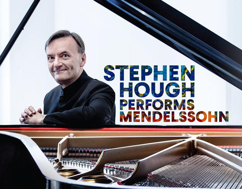 Stephen Hough Performs Mendelssohn, BSO 2017-18
