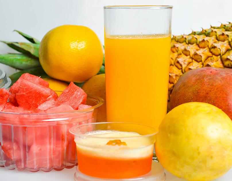Апельсиновый сок диета 5