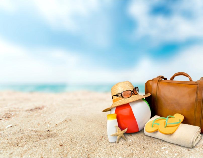 картинка с чемоданами на море элементы тюнинга способны