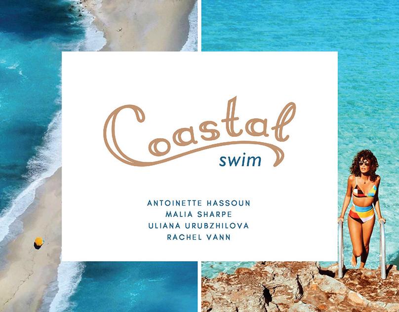 Coastal Swim - Luxury sustainable swimwear concept