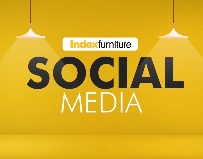 Index Furniture Pakistan Social Media on Behance