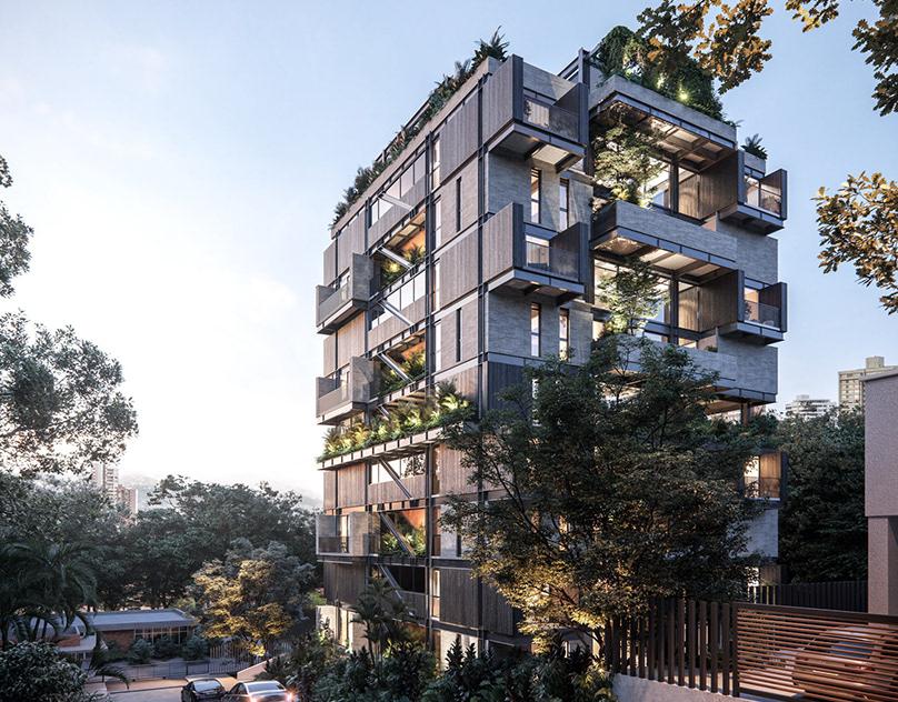 有設計感的40個建築風格欣賞