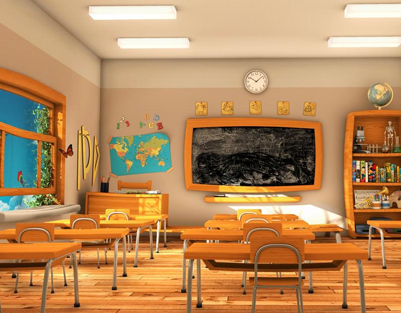 рисунки о школе фото правильно расстояние