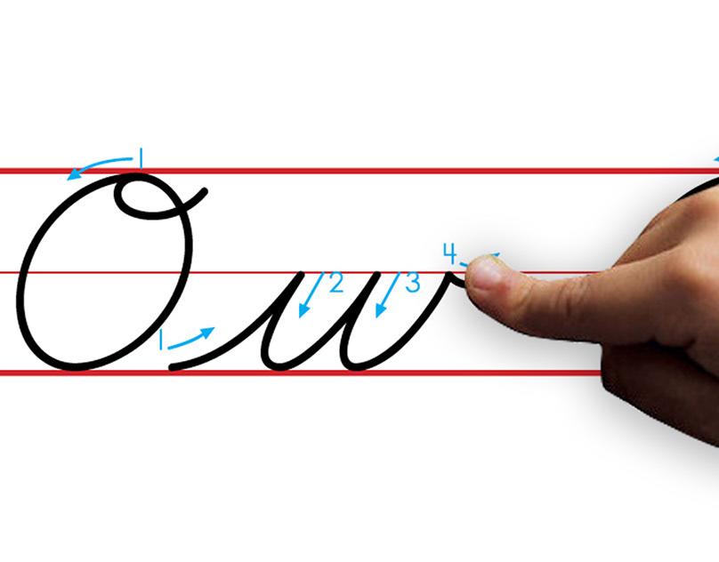 ABC Mouse Typeface