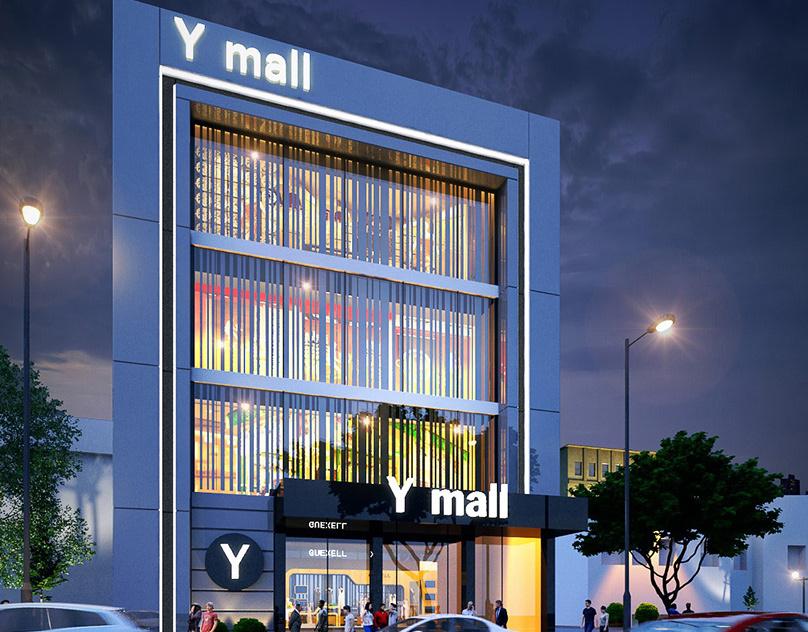Herndon strip mall
