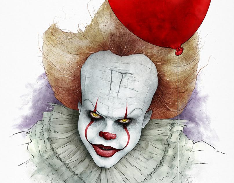 snls birthday clown sketch - 600×780