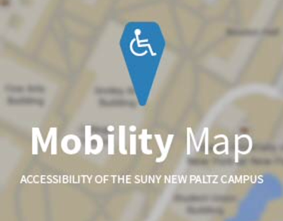 Mobility Map App Prototype