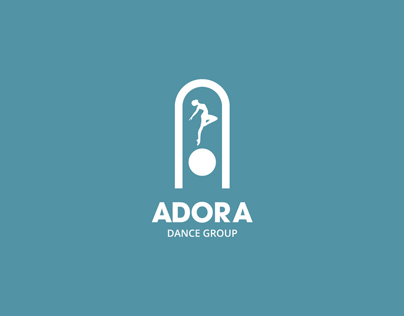 Branding Adora Dance Group