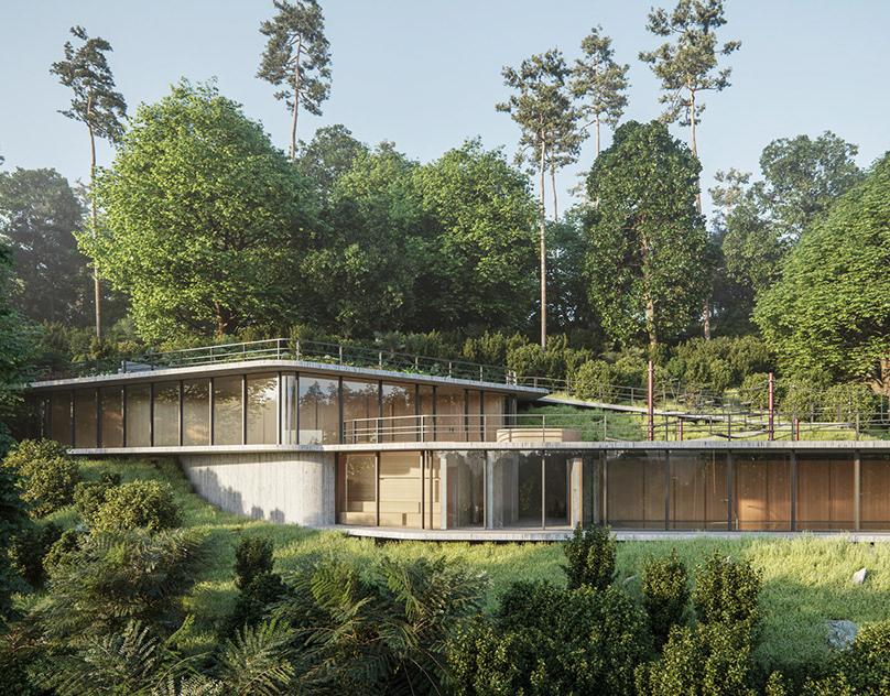 精美的40套建築風格欣賞